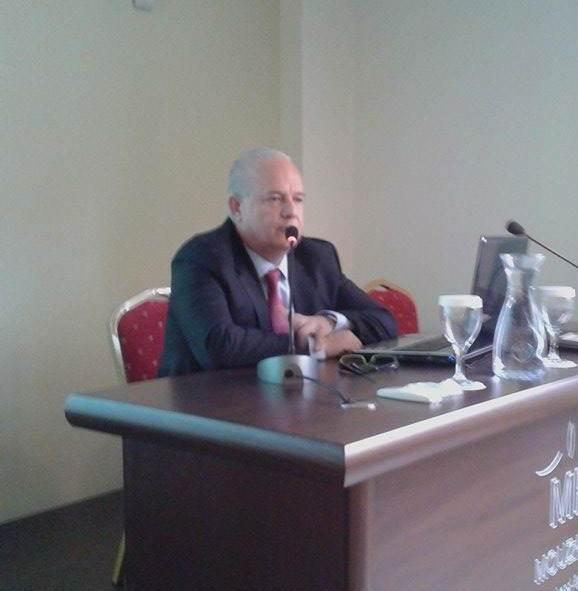 Ο καρδιολόγος Δημ. Κοτσιώνης στο Ηράκλειο