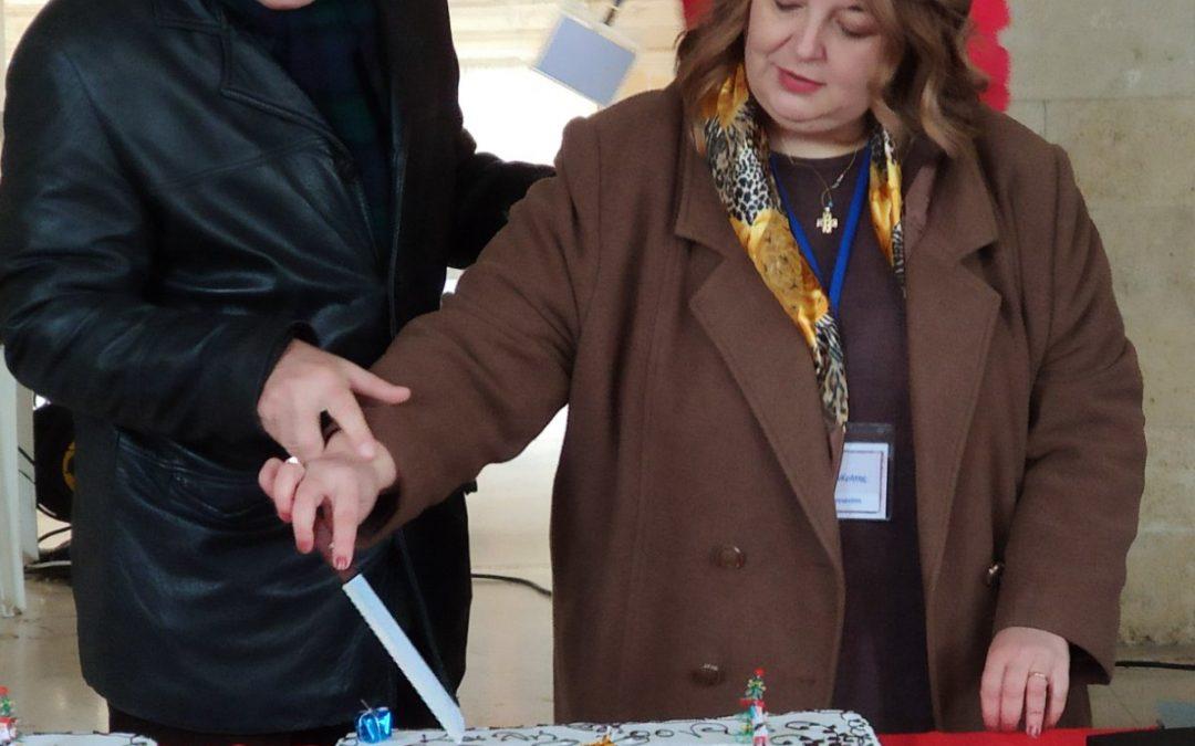 100η Εθελοντική Αιμοδοσία του Αιματοκρήτη σε συνδιοργάνωση με τον  Σύλλογο Θαλασσαιμίας Ηρακλείου-Λασιθίου